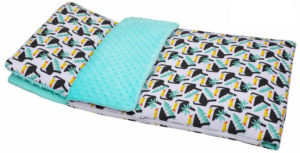 Śpiworek do spania MINKY 140x70cm wzór 29