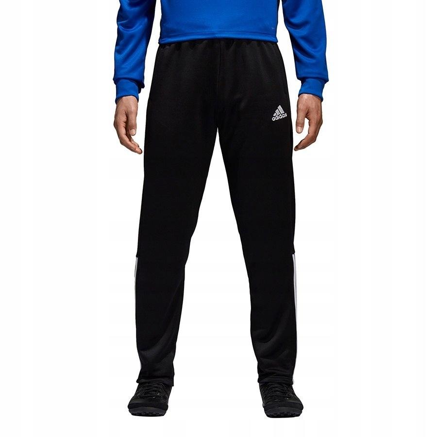Spodnie adidas Regista 18 PES PNT CZ8634 czarny M