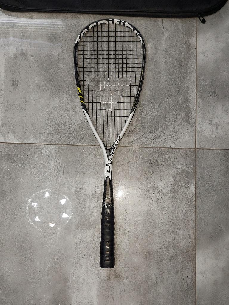 Rakieta do squasha Tecnifibre Dynergy 117