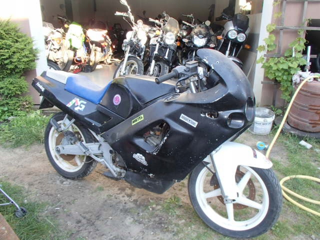 Motocykl Zipp Vz 5 Pro Euro4 Kat B Raty Transport 8940607460 Allegro Pl