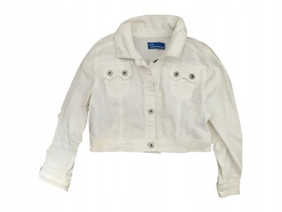 MODA CASUAL__DZINSOWA kurtka jeans katana__38 M