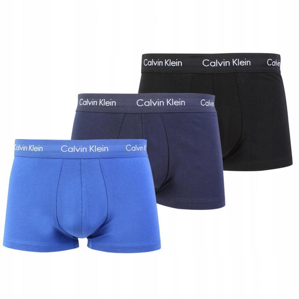 Bokserki CALVIN KLEIN Classic Fit Rozm. XL