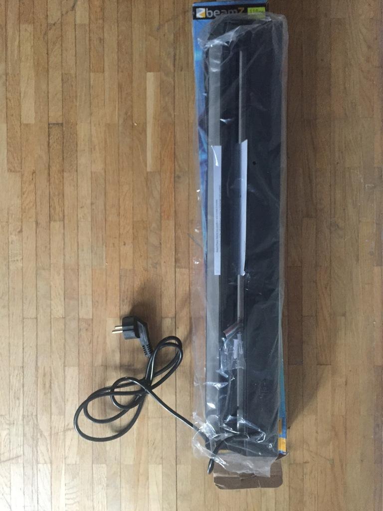 Świetlówka UV z oprawką 110cm