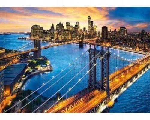 PUZZLE 3000 NEW YORK, CLEMENTONI