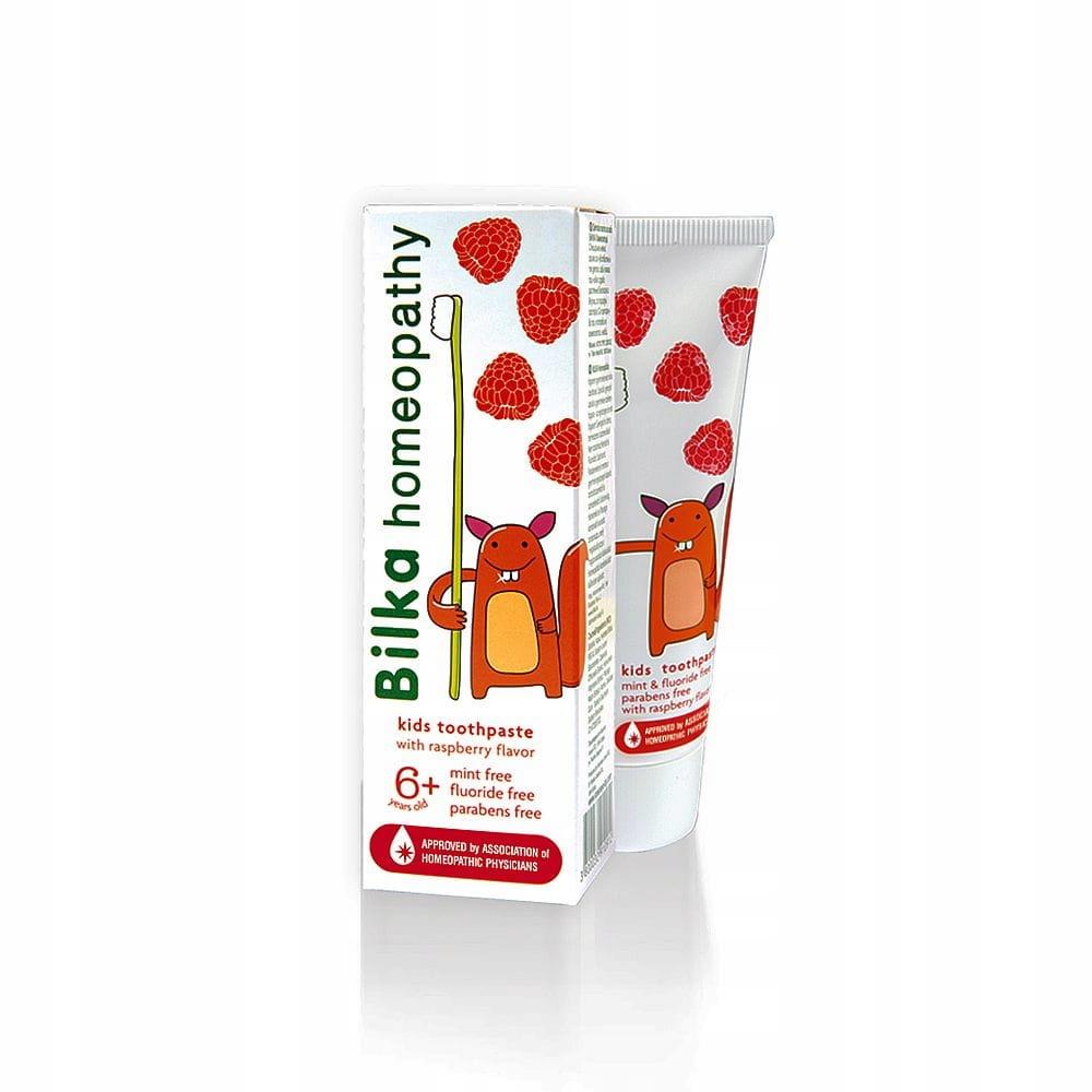 BilkaDent Homeopatyczna pasta do zębów Dzieci 6+