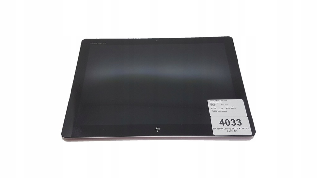 Tablet HP ELITE X2 1012 G2 (4033)