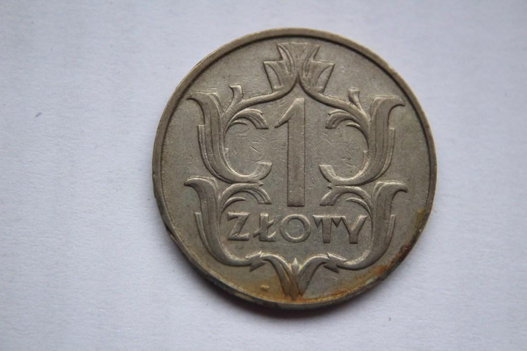 1 ZŁOTY 1929 R -W001