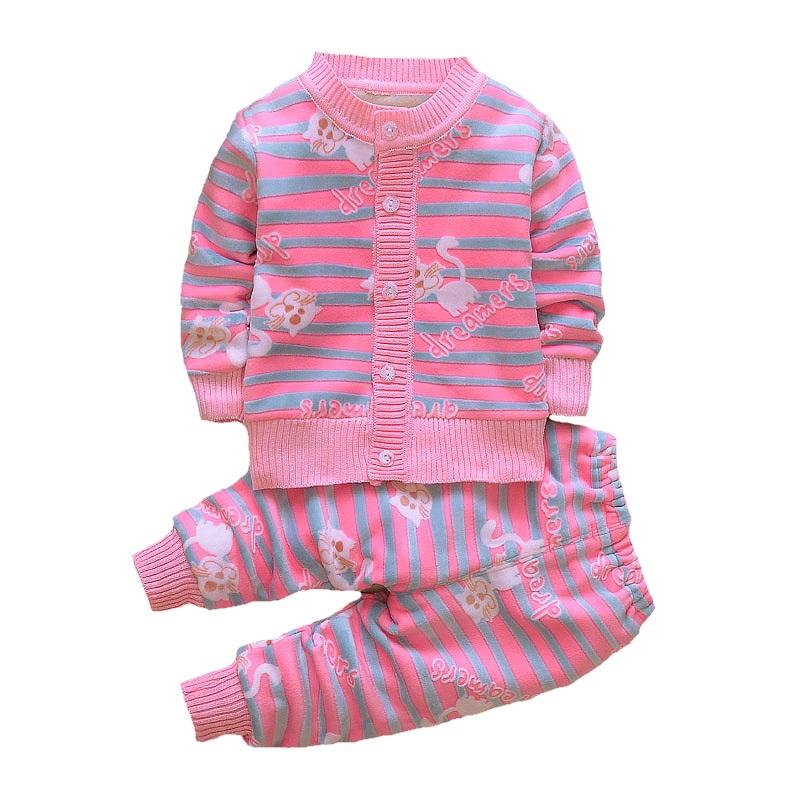 2-Częściowy Zestaw Sweterek Spodnie WZORY 86
