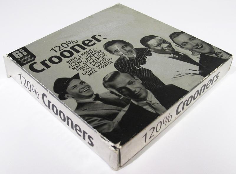 120% Crooners 6 CD - Album muzyczny
