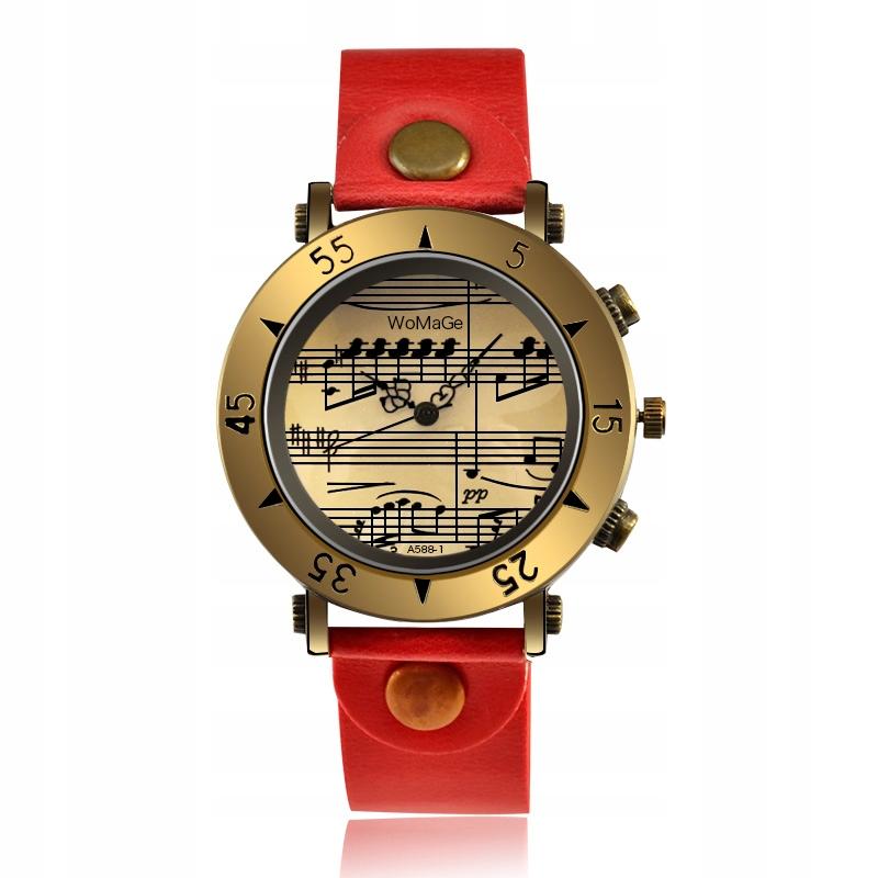 muycny zegarek na ręke