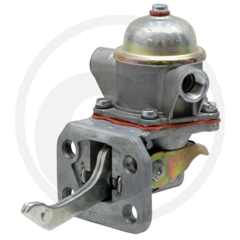 Membranowa pompa zasilająca MF paliwa