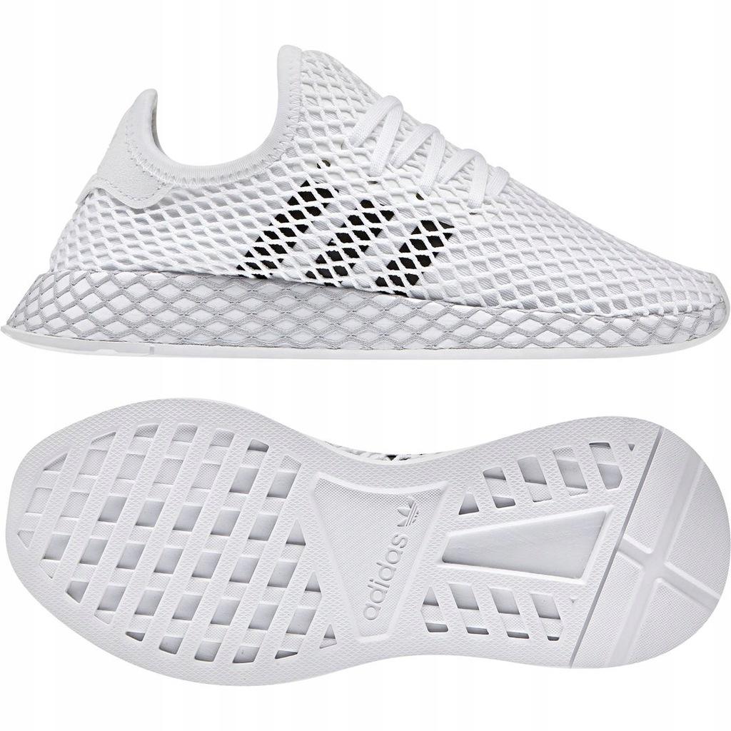 Buty Adidas Deerupt Runner B41877 Czarne R. 37 13 Ceny i opinie Ceneo.pl