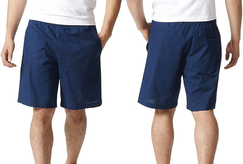 Adidas Spodenki ESSENTIALS COTTON WOVE (XL) Męskie