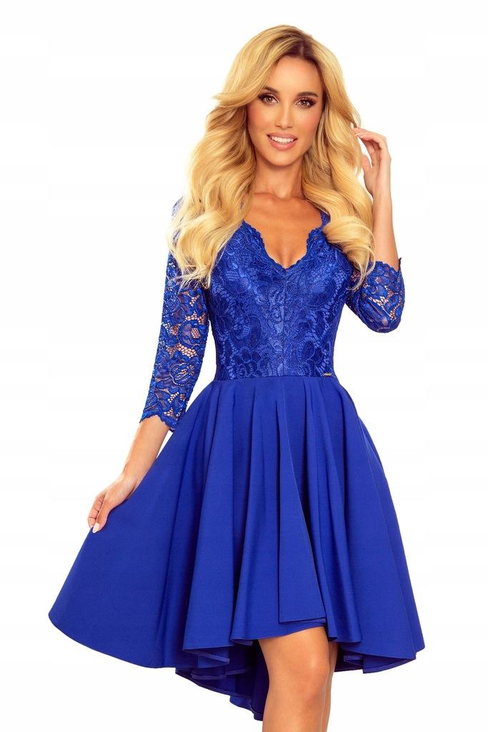 Sukienka NUMOCO 210-12 idealna na wesele