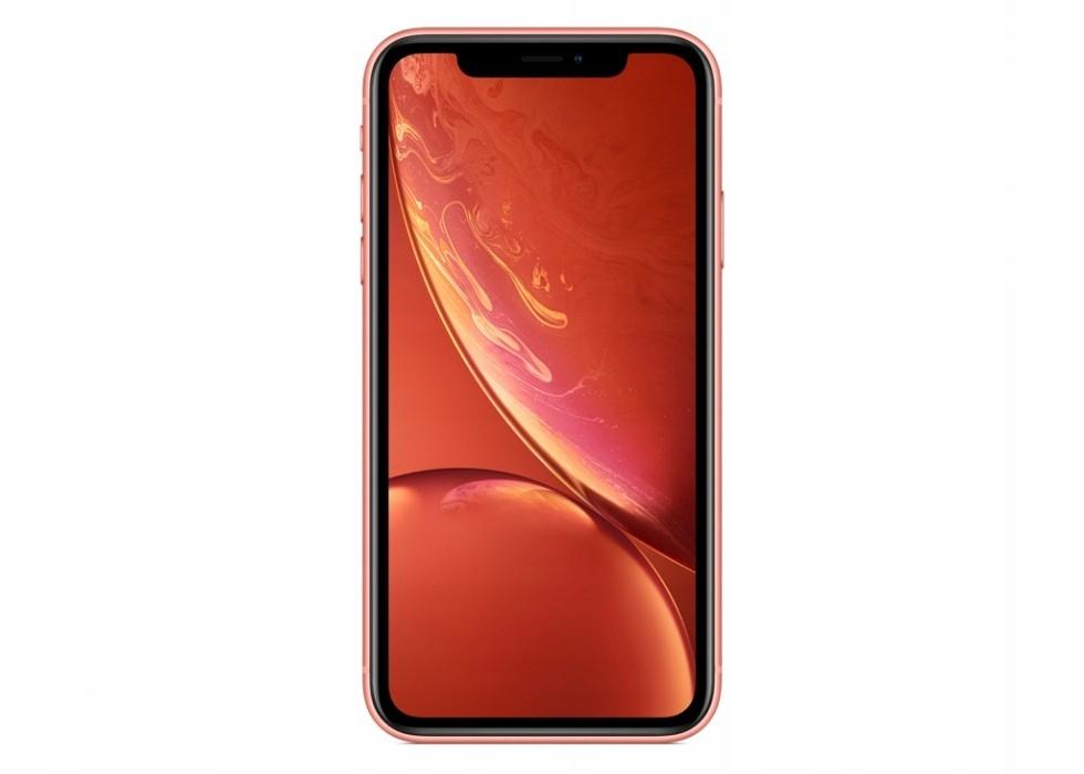 APPLE iPhone XR 128GB Koralowy