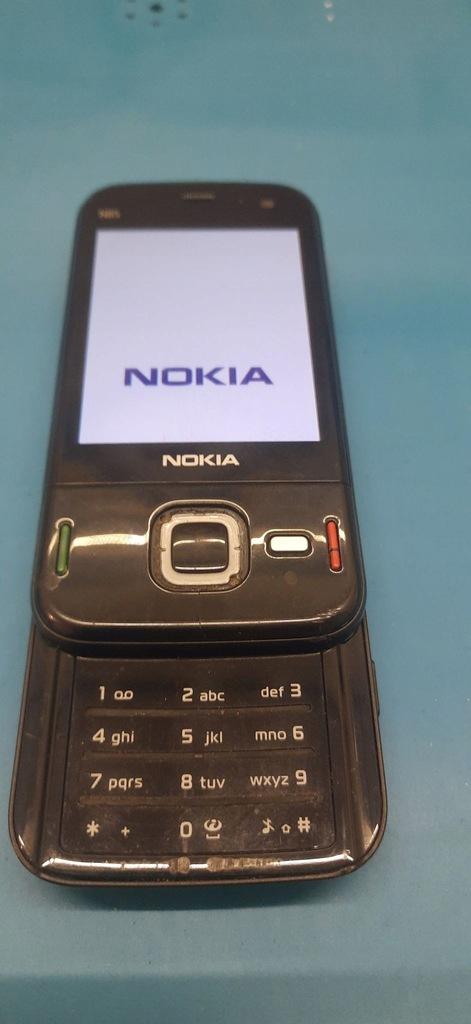 Telefon komórkowy Nokia N85