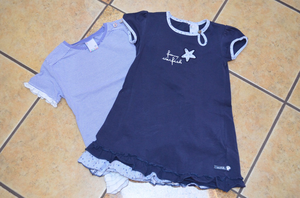 Tunika bluzeczka dla dziewczynki rozm. 110/116