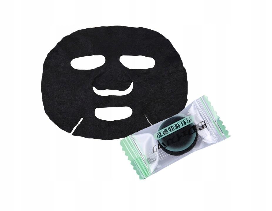 Maseczka W Tabletce Plachcie Maska Plachta Diy 7333664515 Oficjalne Archiwum Allegro