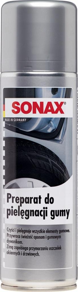 SX 340200 SONAX Do konserwacji uszczelek i gumy