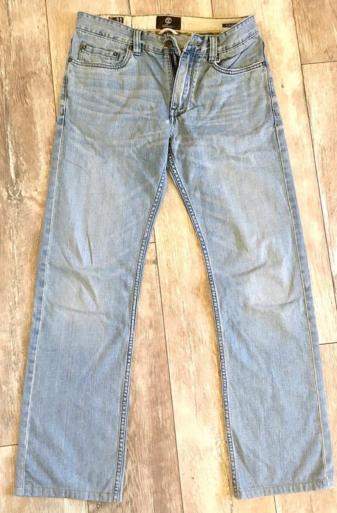Timberland jeans Blacksville rozm.31 (pas 86cm)