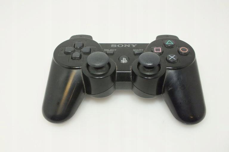 PAD DO PS3 CZARNY DUALSHOCK 3