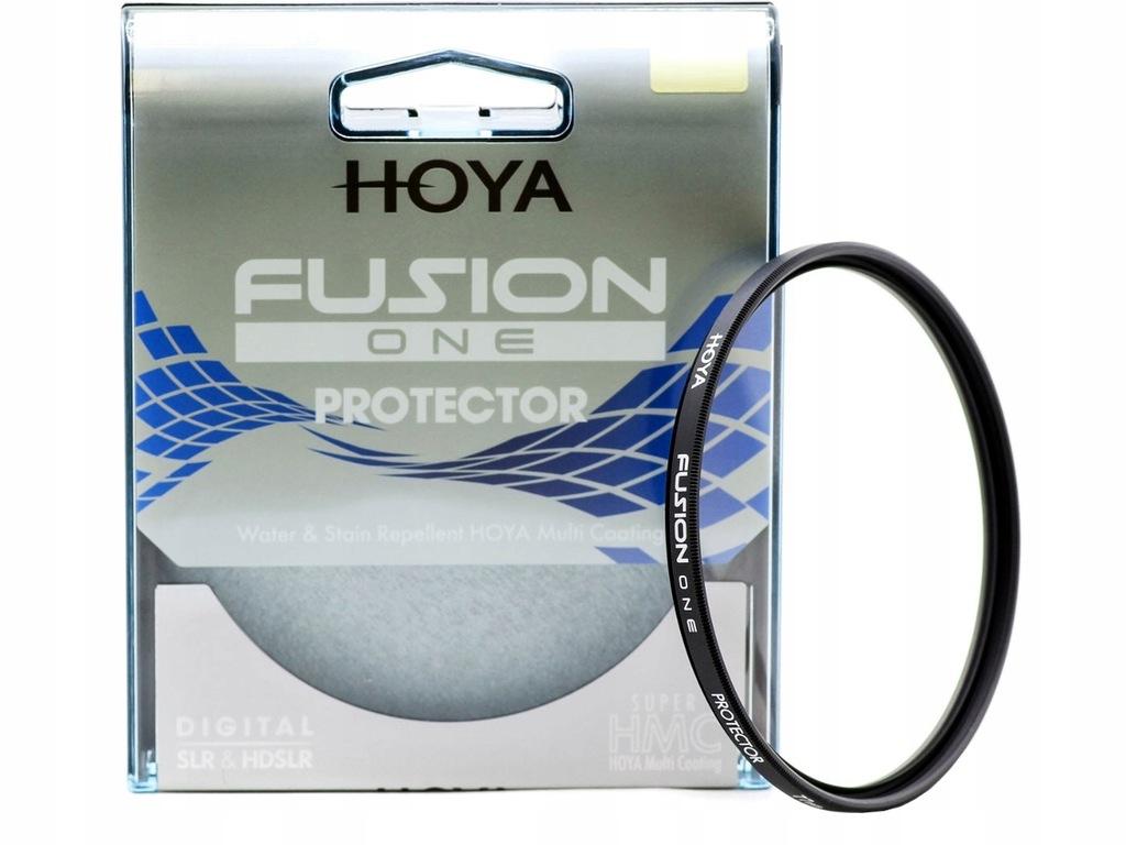 JAPOŃSKI Filtr HOYA Fusion One Protector SLIM 62mm