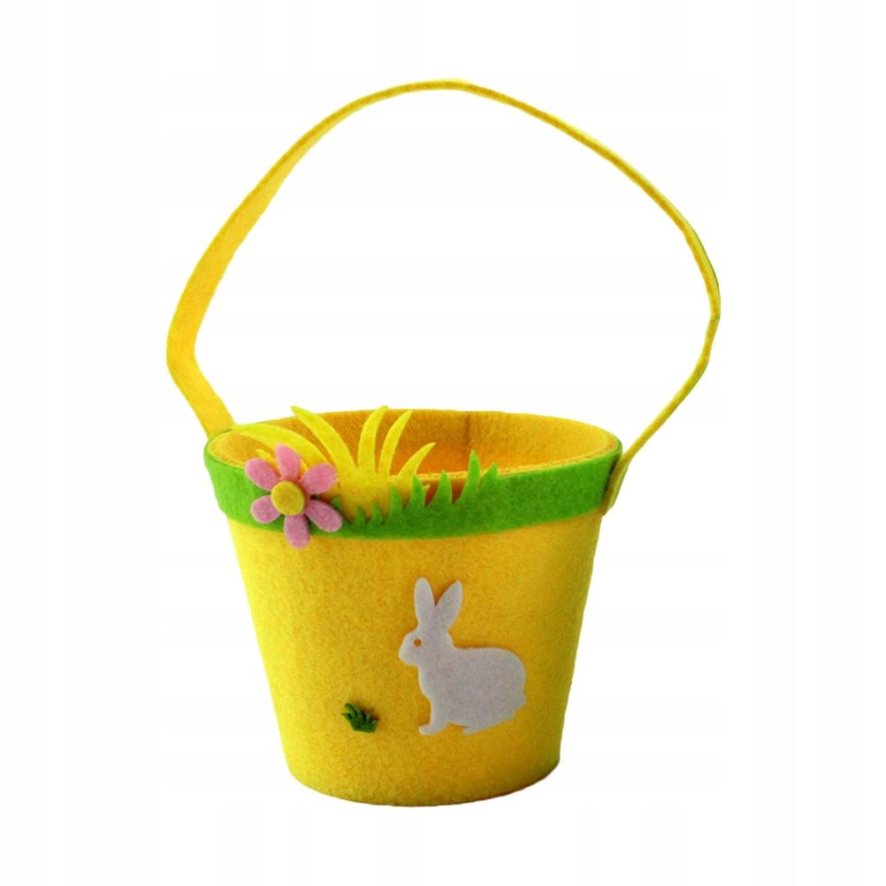 Kosz na jajka wielkanocne Urocza przenośna torba n