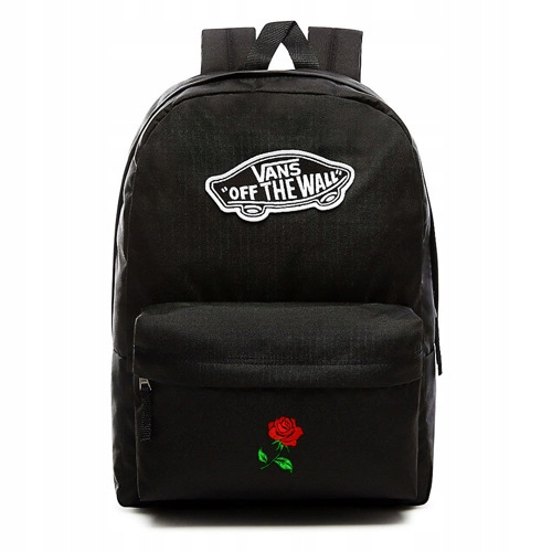 Plecak szkolny Vans OLD SKOOL II custom róża rose
