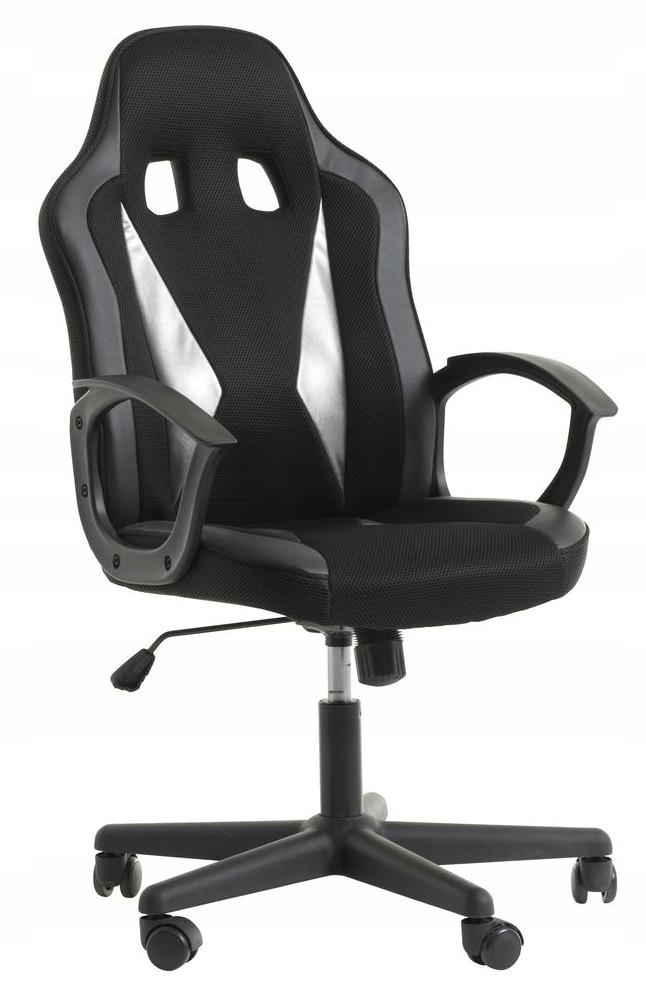 Fotel obrotowy biurowy gamingowy Harlev