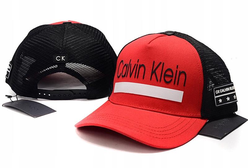 Czapka z daszkiem Calvin Klein T1 bejsbolówka