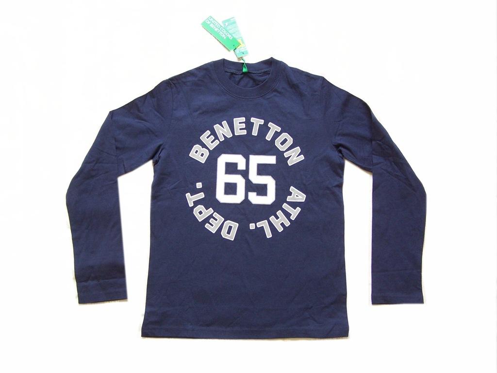 BENETTON t shirt na 150 cm LA10