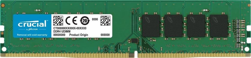 Pamięć RAM DDR4 Crucial CT8G4DFS832A 8GB