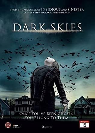 Dark Skies Blu-Ray Ang. Wer.