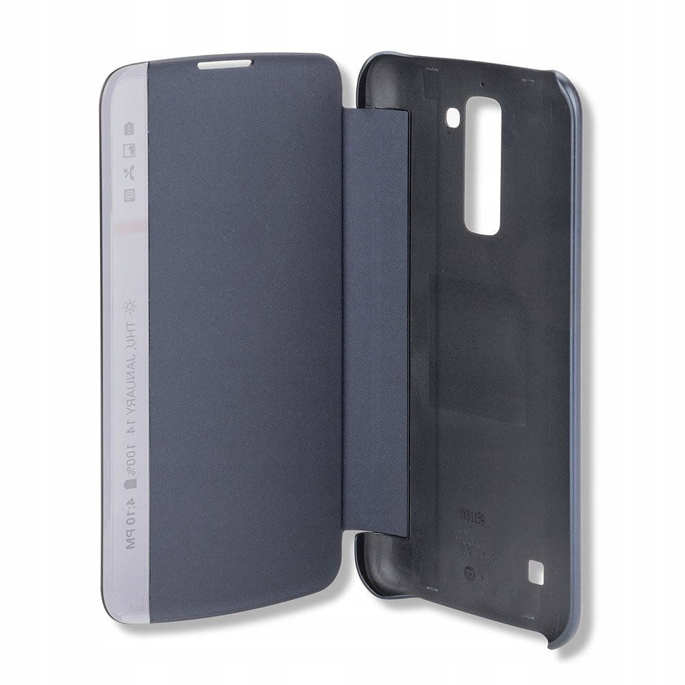 ORYGINALNE etui Quick View Cover LG K10 LTE 420N