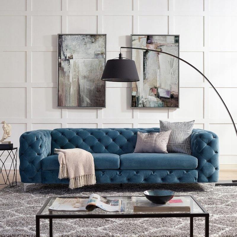 sofa opaks kanapa wypoczynkowa pikowana