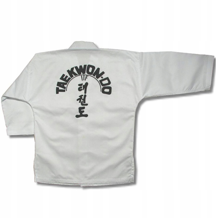 Dobok Taekwondo ITF strój kimono z pasem NM 190 cm