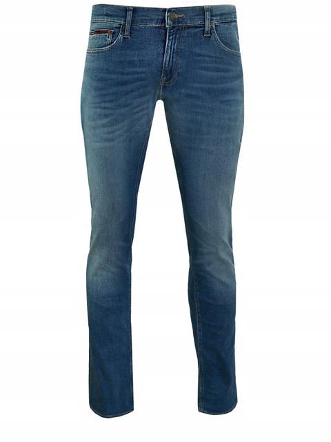 Spodnie jeansoweTommy Hilfiger DM0DM06124-9113032