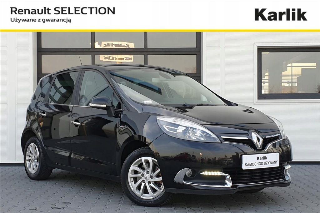 Scenic 1.5 dCi Limited