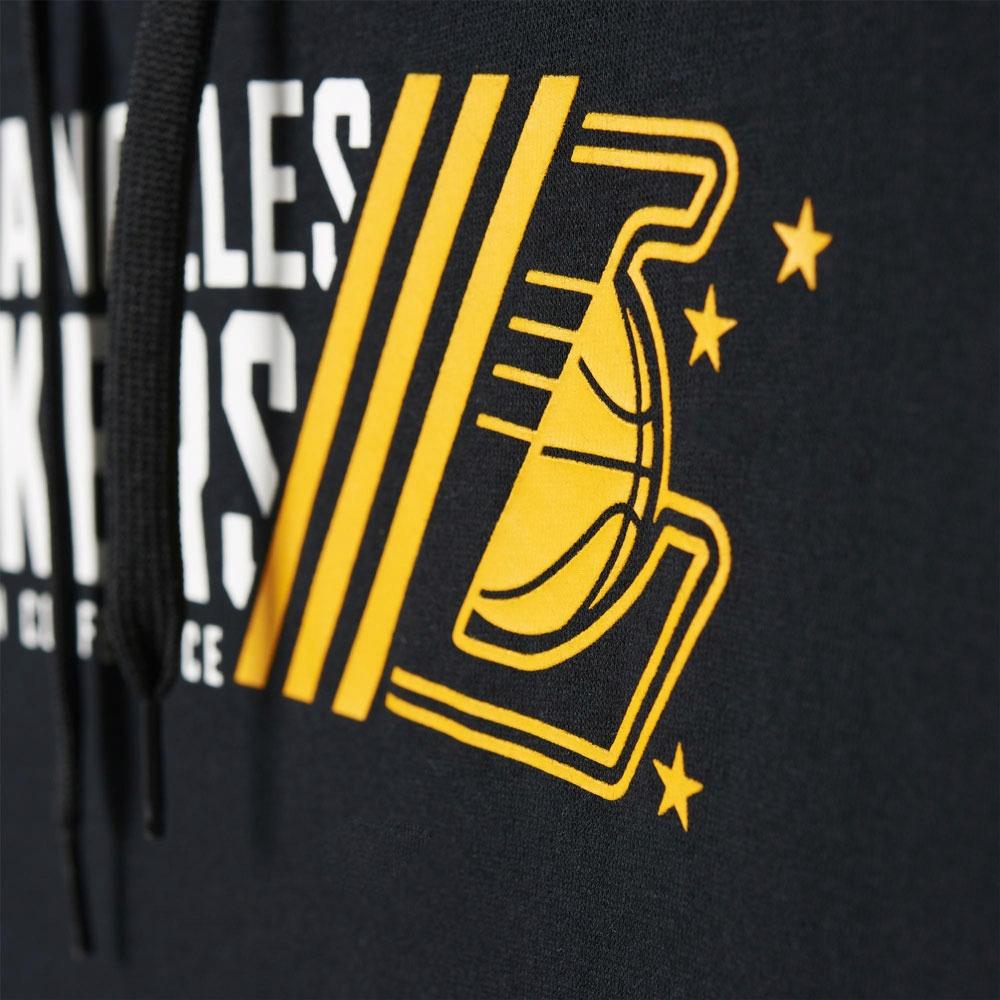 Bluza męska Adidas NBA Lakers AJ1813 rozm M
