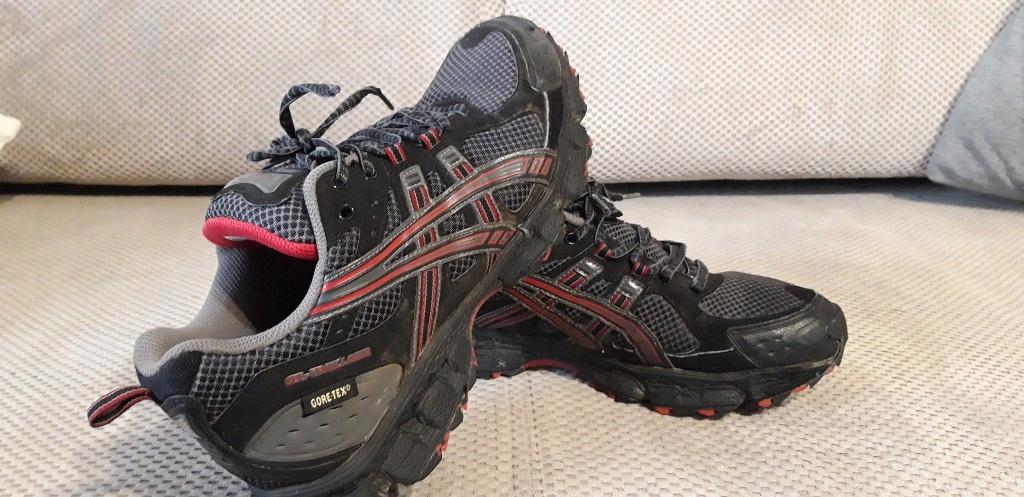 Buty Asics Trekking Run Rozm 41,5 7891184641 oficjalne