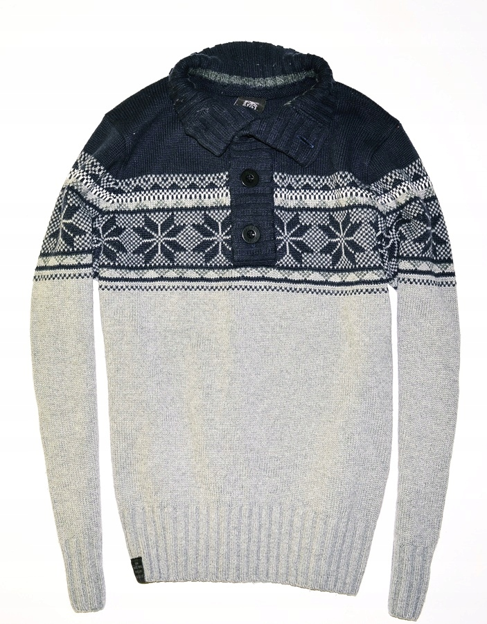 4731-58 NEXT... n#s NORWESKI SWETER DUO COLOR r.M