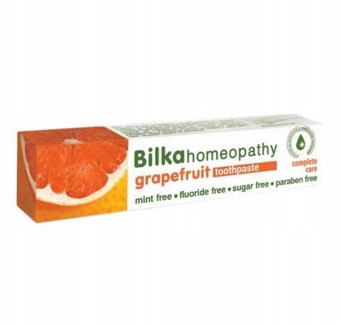 BilkaDent Homeopatyczna pasta do zębów Grejpfrut