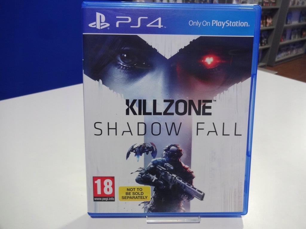 Killzone Shadow Fall Ps4 Premierowe Wydanie 10042991107 Oficjalne Archiwum Allegro