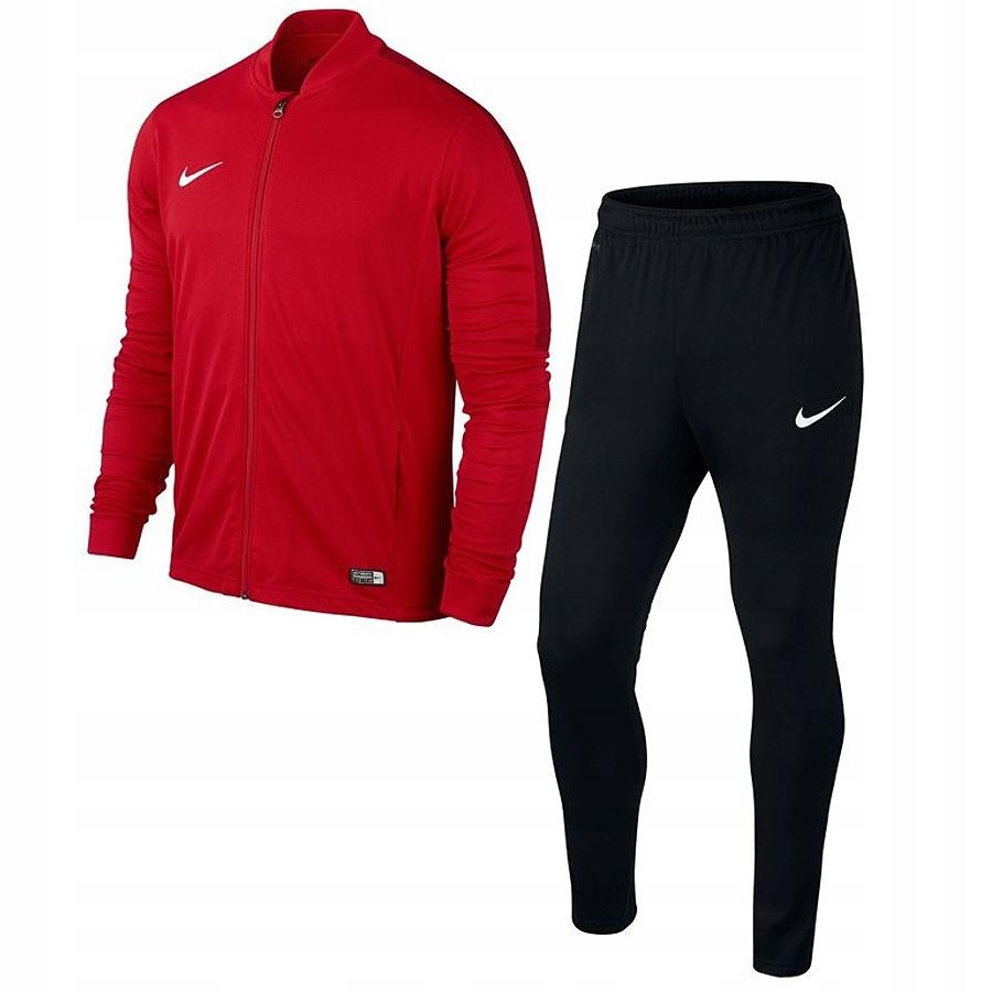 Dres Nike Academy 16 KNT Tracksuit 2 czerwony XL