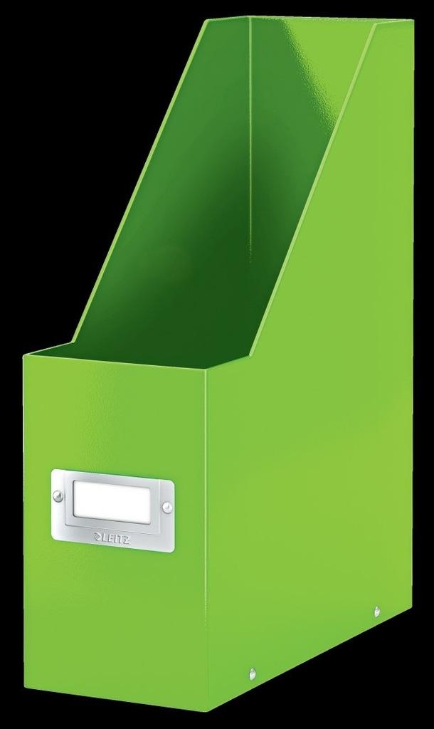 Pudło na czasopisma Leitz C&S, zielone 6047005