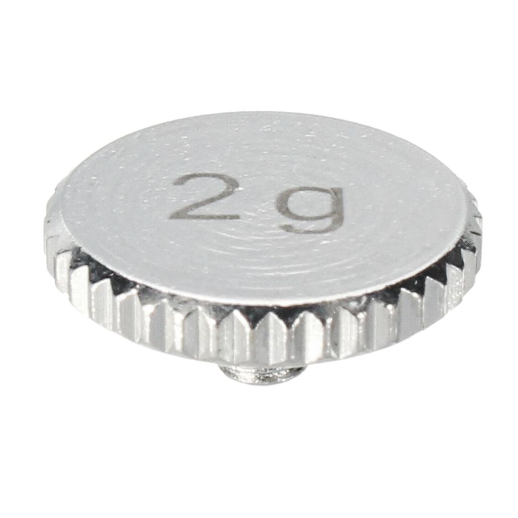 akcesoria do wymiany kasety gramofonu - Srebrny 2g