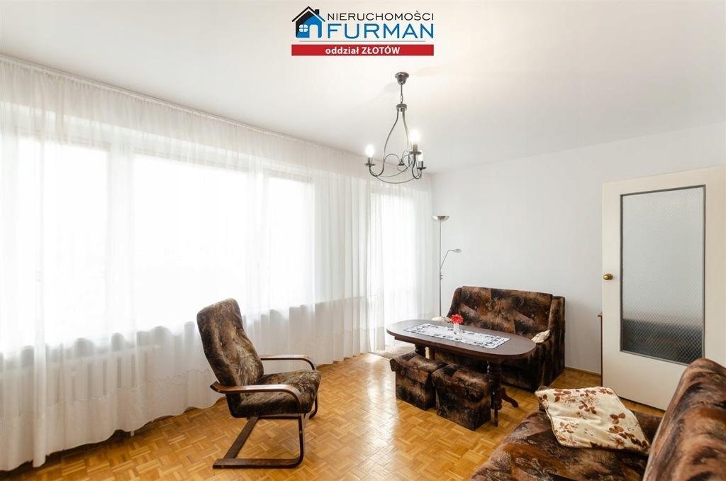 Mieszkanie, Złotów, Złotowski (pow.), 60 m²
