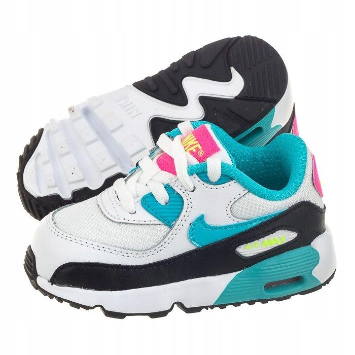 Buty dla Dzieci Nike Air Max 90 Mesh (TD) r. 18.5