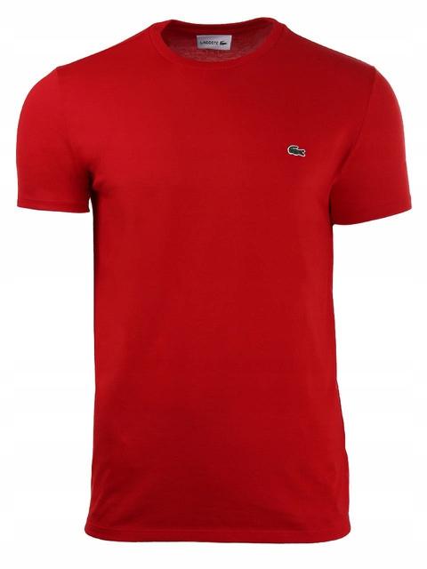 T-shirt męski Lacoste TH6709-240 - S