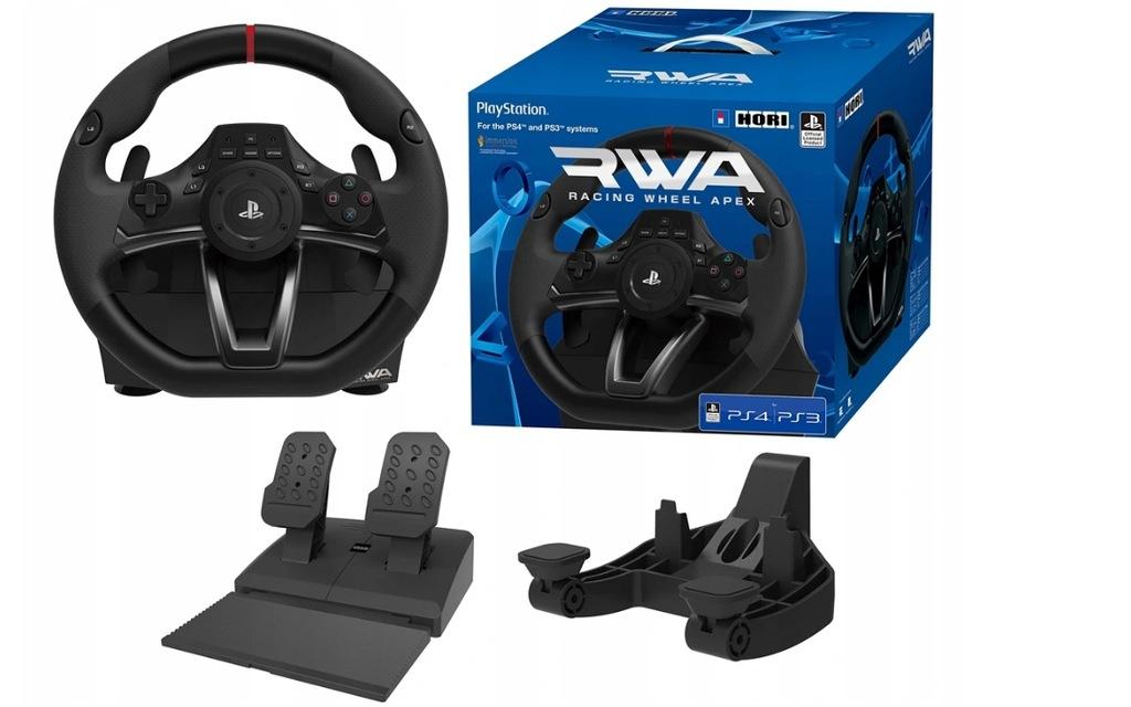 Kierownica HORI RWA Racing Wheel Apex PS4 PS3